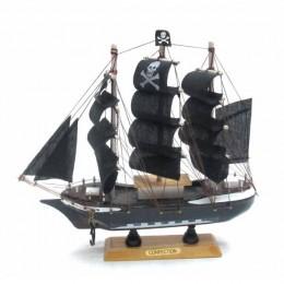 """Корабль пиратский """"Чёрная жемчужина"""""""