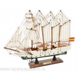 """Модель корабля """"Элькано"""""""