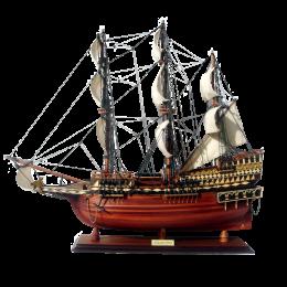 """Модель парусного корабля """"Golden Hind"""""""