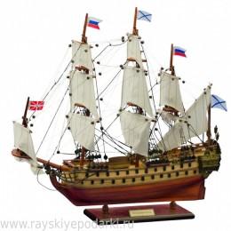 "Парусный корабль ""Ингерманланд"" 1715г."