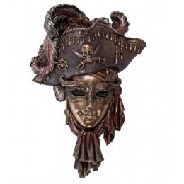 """Венецианская маска """"Пират"""""""