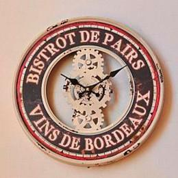 """Декоративные настенные часы """"Bordeaux"""""""