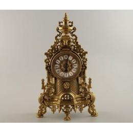 """Декоративные бронзовые часы """"Pinnacle"""""""