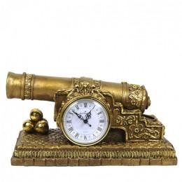 """Декоративные часы """"Царь-пушка"""", дл.37см"""