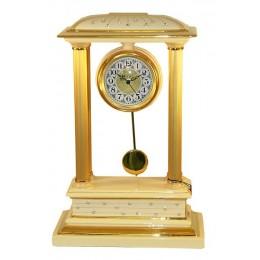 """Декоративные настольные часы """"Franchetti"""" (tortora) выс.53см"""