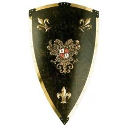 Щит рыцарский Карла V Великого