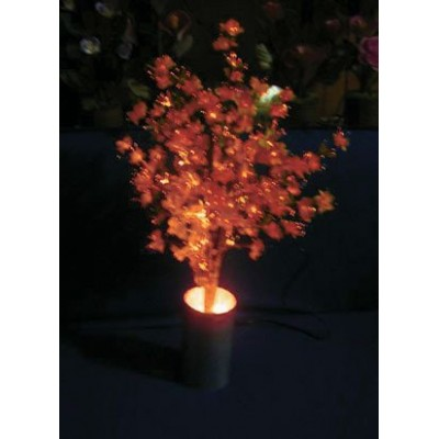 "Декоративный цветок с подсветкой ""Сакура"""
