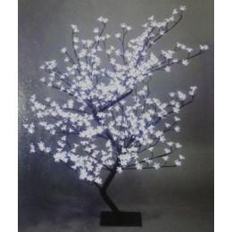 """Дерево с подсветкой """"Яблоня"""", красный свет"""