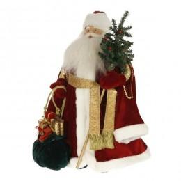 "Фигура новогодняя ""Дед Мороз с подарками"""
