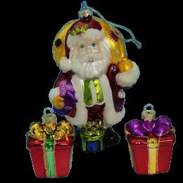 "Набор ""Дед Мороз с подарками"""