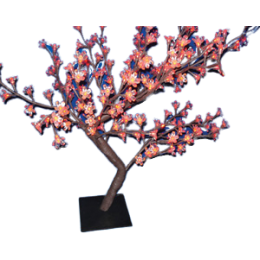 """Светящееся дерево """"Яблоня красная"""""""
