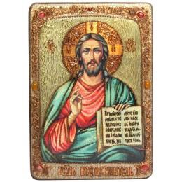 Большая подарочная икона Господь Вседержитель