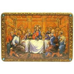 Большая подарочная икона Тайная вечерия