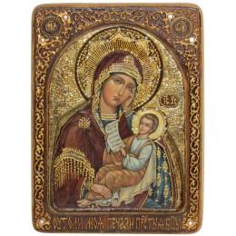 """Икона """"Образ Божией Матери """"Утоли моя печали"""""""
