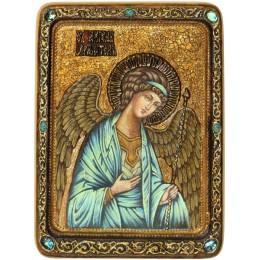 Живописная икона Ангел Хранитель купить в интернет магазине