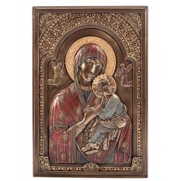 "Икона Veronese ""Матерь Божья с младенцем"" (bronze)"