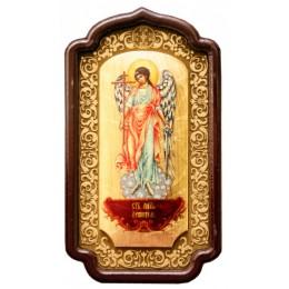 """Декоративная икона """"Ангел хранитель"""""""