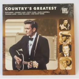 """Виниловая пластинка LP """"Country Greatest Vinyl Album"""""""