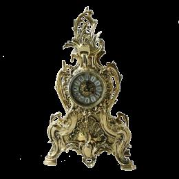 """Бронзовые часы для камина """"CERVANTES"""""""