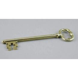 """Открывалка Alberti Livio """"Ключ"""" (полир. бронза) h.6см"""