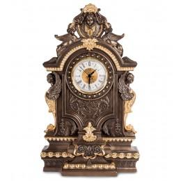 """Каминные часы в стиле барокко """"Египет"""""""