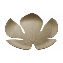 """Изысканный сервировочный поднос """"Legnoart maple leaf"""""""