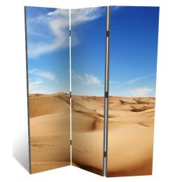 """Декоративная 3-х створчатая ширма """"Пески пустыни"""", дл.135см"""