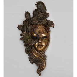 """Венецианская маска """"Игры павлинов"""""""