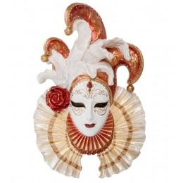 """Венецианская маска """"Королевский шут"""""""