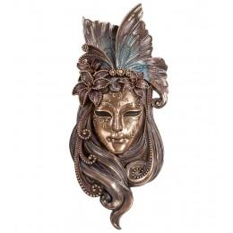 """Венецианская маска """"Лилия"""""""