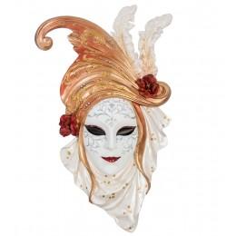 """Венецианская маска """"Маки 2"""""""
