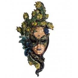 """Венецианская маска """"Пава"""""""