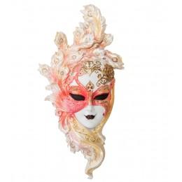 """Венецианская маска """"Павлин 2"""""""