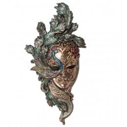 """Венецианская маска """"Павлин 3"""""""