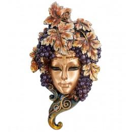 """Венецианская маска """"Виноградная лоза"""""""
