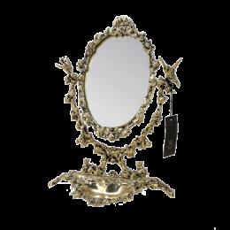"""Зеркало настольное Belo de Bronze """"Каранка"""""""