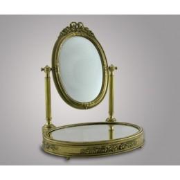 """Зеркало настольное Stilars """"Возрождение"""" h.45 см"""