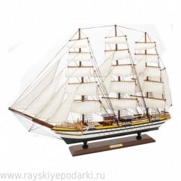"""Модель парусного корабля """"Америго Веспуччи"""""""