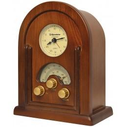 """Радио с часами в стиле ретро """"Кантри"""""""