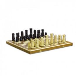 "Декоративные большие деревянные шахматы ""Castello medievale"""