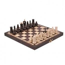 """Декоративные деревянные мини шахматы """"Royalty"""""""