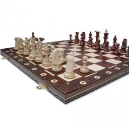 "Декоративные деревянные шахматы ""Consul"""