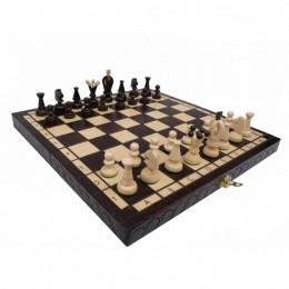 "Декоративные деревянные шахматы ""Del rey"""