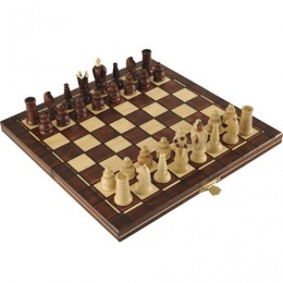 """Декоративные деревянные средние шахматы """"Royalty"""""""