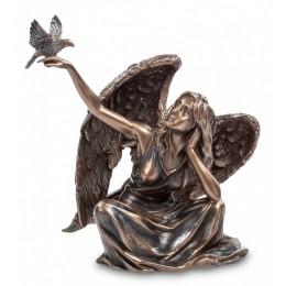 """Статуэтка Veronese """"Ангел мира"""" (bronze)"""