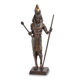 """Статуэтка Veronese """"Египетский царь"""" (bronze)"""