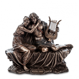 """Статуэтка Veronese """"Елена и Парис"""" (bronze)"""