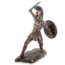 "Статуэтка Veronese ""Гектор с мечом и щитом"" (bronze)"