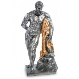 "Статуэтка Veronese ""Геркулес"" (black/gold)"
