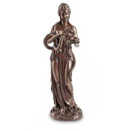 """Статуэтка Veronese """"Гигиея - богиня здоровья и чистоты"""" (bronze)"""